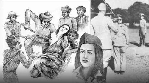 आजाद हिन्द फ़ौज की एक अल्पज्ञात सैनानी नीरा आर्य - जिसने काला पानी में झेले अंग्रेजों के अत्याचार !