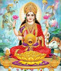 Laxmi Devi (Wife of Vishnu)