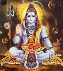 The Supreme God as Shiva the destroyer.