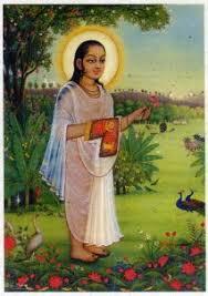 Aacharya of Pushti-maarg Vaishnavism.